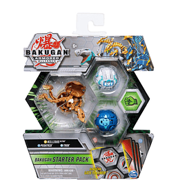 Nillious Ultra, Pegatrix Trox Bakugan Armored Alliance Starter Pack S2