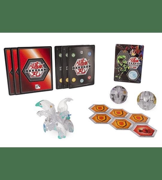 Pegatrix Ultra, Howlkor, Pharol Bakugan Armored Alliance Starter Pack S2