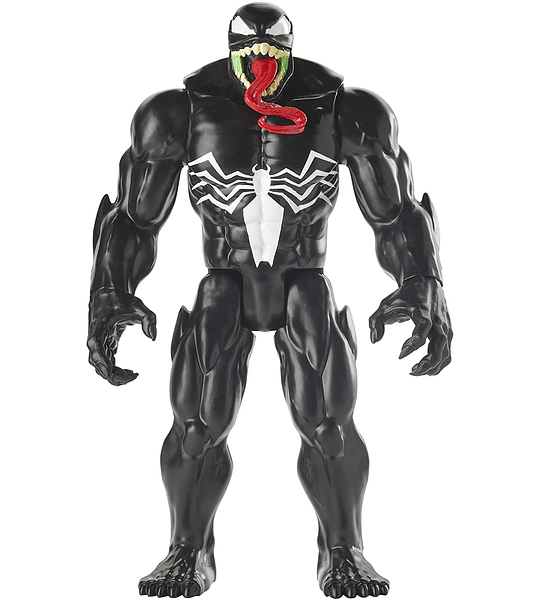 Maximum Venom Spider-Man Figura de acción