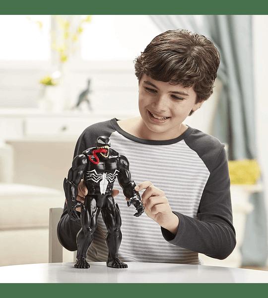 Maximum Venom Spider-Man Figura de acción
