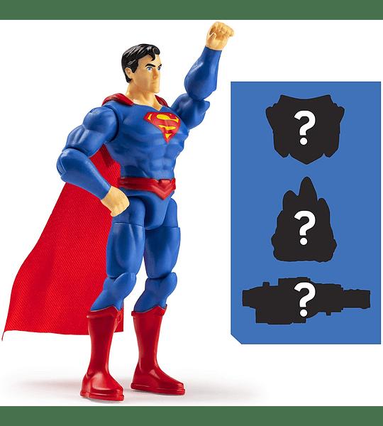 Superman Figura de acción DC Heroes Unite 2020