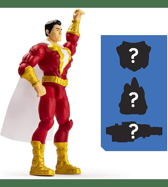 Shazam Figura de acción DC Heroes Unite 2020
