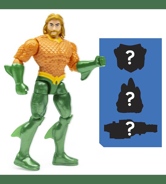 Aquaman Figura de acción DC Heroes Unite 2020