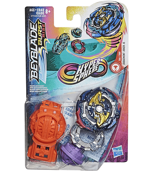 Judgement Joker J5 Beyblade Burst Rise Hypersphere