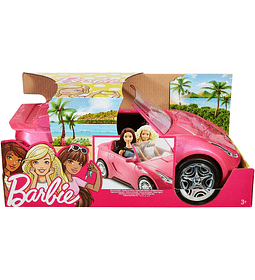 CONVERTIBLE GLAM BARBIE