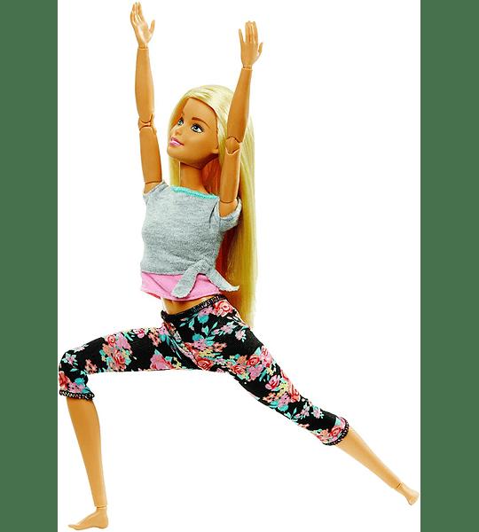 Movimientos Divertidos 1 Barbie