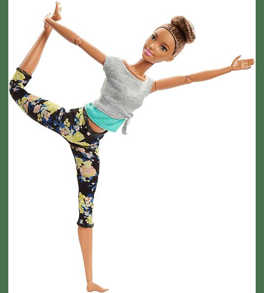 Movimientos Divertidos 3 Barbie