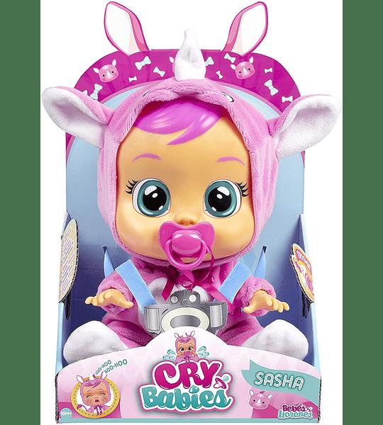 Sasha Cry Babies (Bebé Llorón)