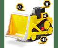 CAT - Bulldozer, Maquinaria de construcción con luces y sonidos