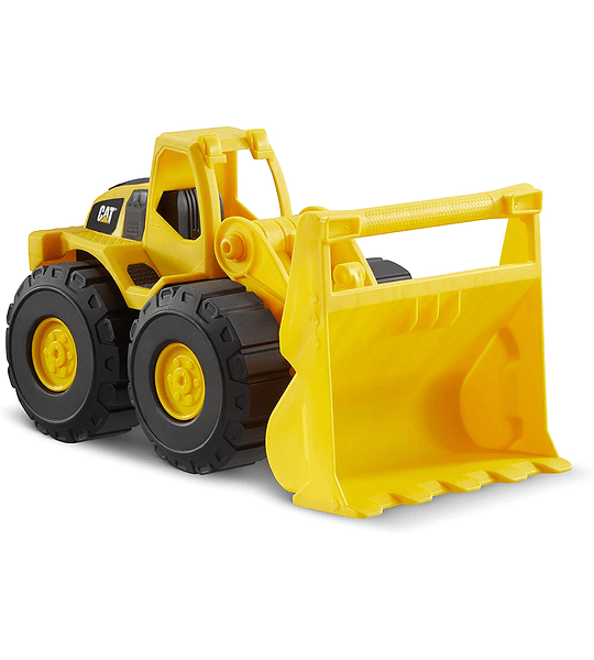 CAT  Caterpillar camión y remolque con luces y sonidos
