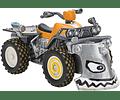 Vehículo Quadcrasher Fortnite