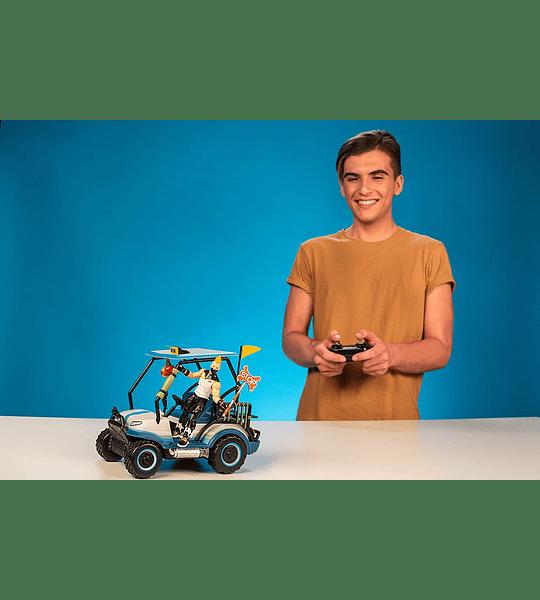 Vehículo Fortnite ATK con figura (RC)