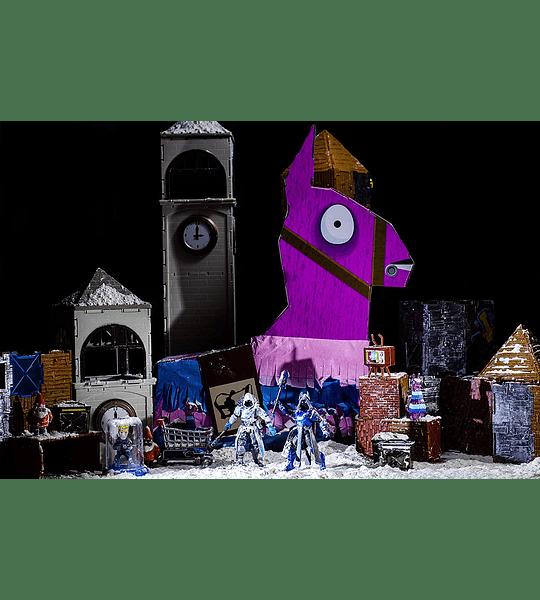 Piñata Jumbo Llama Fortnite mas 100 Piezas