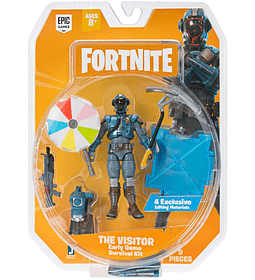 The Visitor Early Game Survival Kit  Fortnite