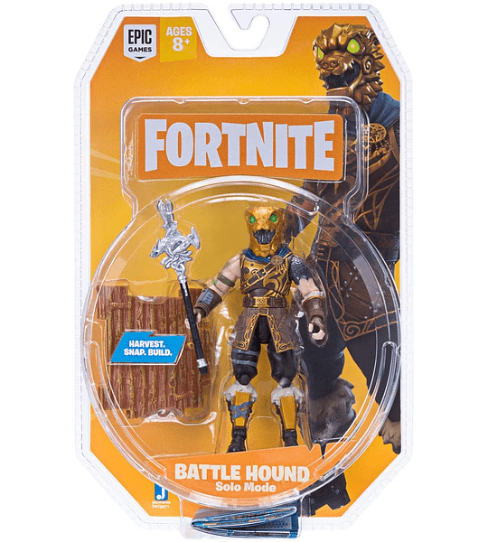 Battle Hound 25 Puntos de Articulación Fortnite
