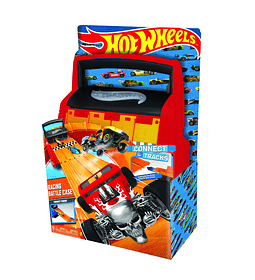 Pista Portátil Hot Wheels