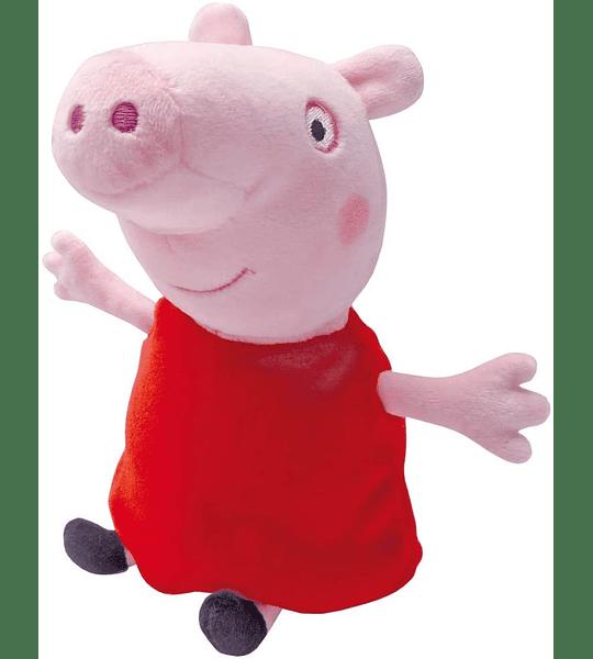 Peppa Pig- Peluches Iinteractivo aprieta mi barriga