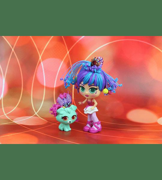 Rosli + Koda Curli Girls