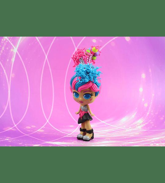Milli y Vogue Curli Girls