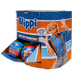 Blippi Ball Pit Surprise