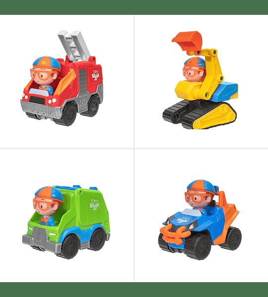 Blippi Camión móvil