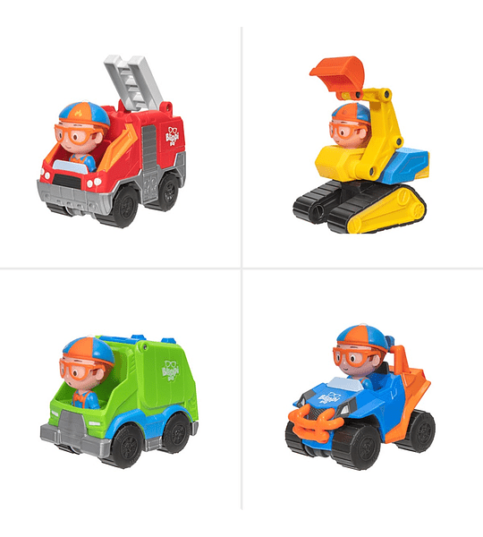 Blippi Camión de basura