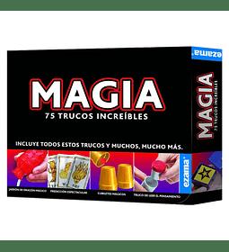 Magic 75 de trucos de magia Hanky Panky ezama