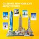New York CityLine Puzzle 3D CubicFun