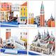 Venecia Puzzle 3D CubicFun