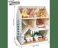 Casa de muñeca Puzzle 3D CubicFun