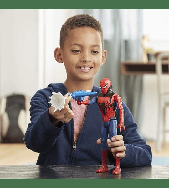 Spider-Man Marvel Titan Hero Series Blast Gear