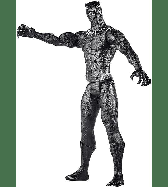Pantera Negra Figura Avengers Blast Gear Titan Hero