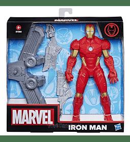 Iron Man Olympus