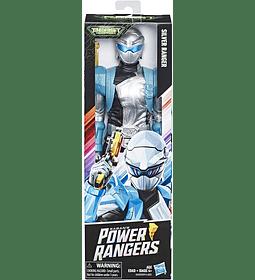 Silver Rangers Plateado Power Rangers