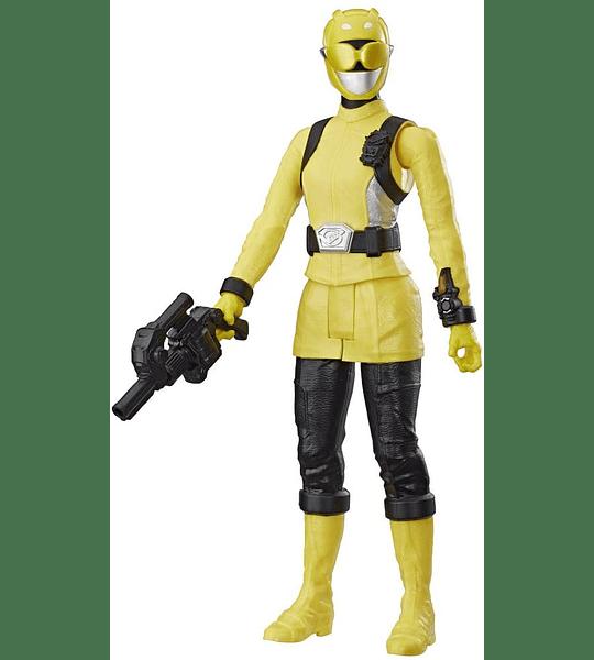 Yellow Rangers Power Rangers