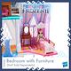 Castillo Supremo Arendelle inspirado en la película Frozen 2