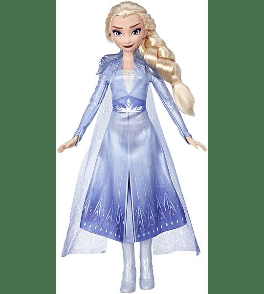 Elsa Muñeca Frozen 2