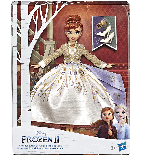 Anna De Arendelle Frozen 2