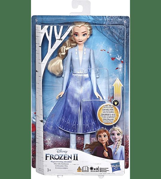 Elsa Aventura Mágica Frozen 2