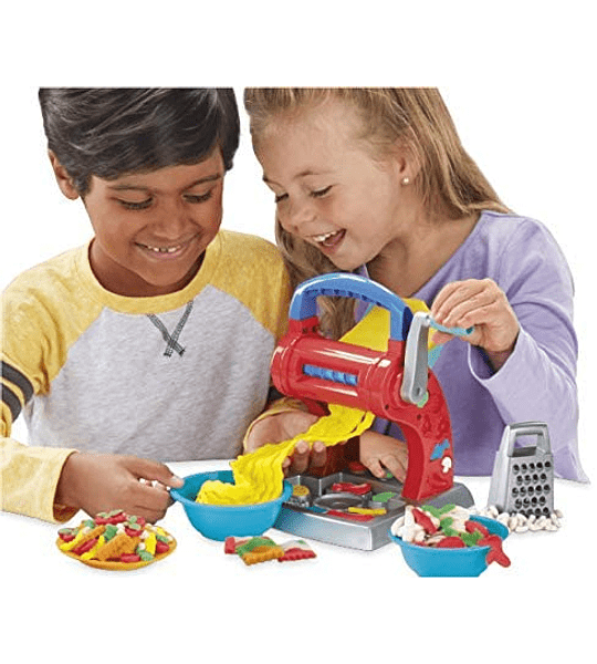 Play-Doh Kitchen Creations juego de fideos
