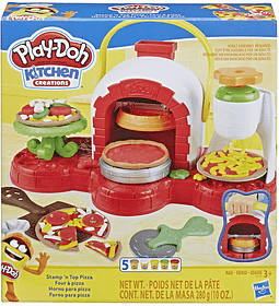 Top Pizza Play-Doh