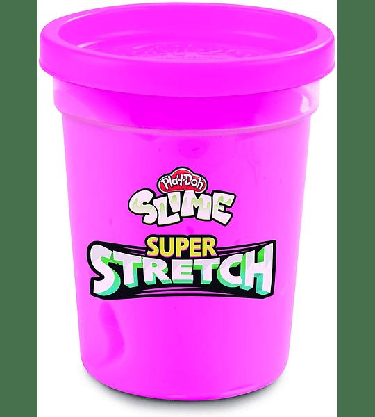 Slime Super Stretch - Pack de 2 color Rosado y Amarillo Play-Doh