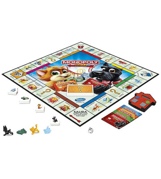 Monopoly- Junior Electronico