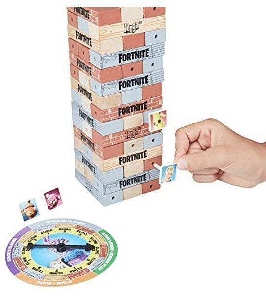 Jenga FORTNITE
