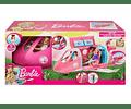 Jet de aventuras Barbie Expolora y descubre con Muñeca