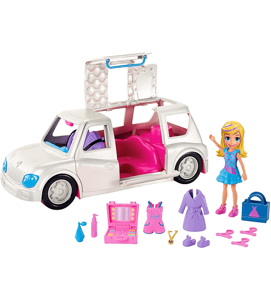 Polly Pocket Superlimusina de Polly