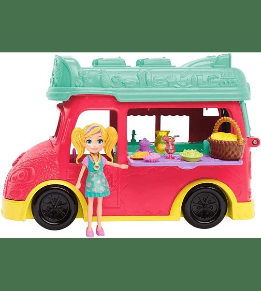 Camión de Licuados Polly Pocket