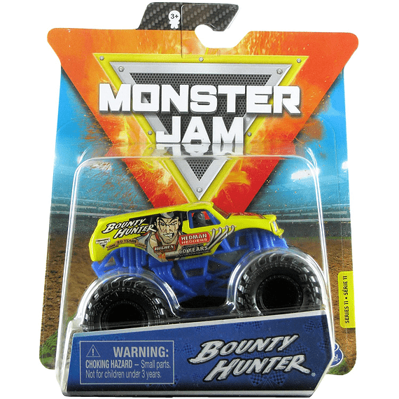 Bounty Hunter Monster Jam 2020 Spin Master 1:64