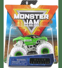 Alien Invasion  Monster Jam 2020 Spin Master 1:64