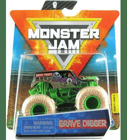 Grave Digger Monster Jam 2020 Spin Master 1:64